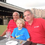 Three generations at McCormick & Schmick