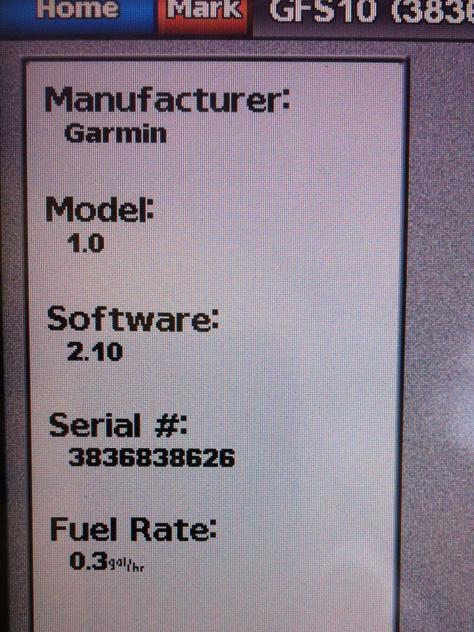 Kohler 5E Fuel Consumption