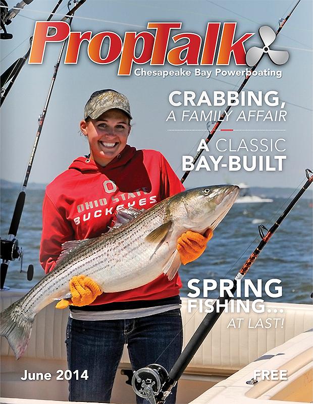 PropTalk Cover, June 2014 edition